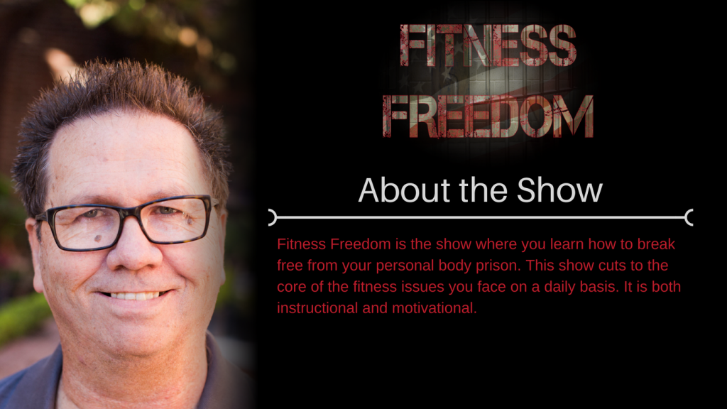 Fitness Freedom fitness podcast