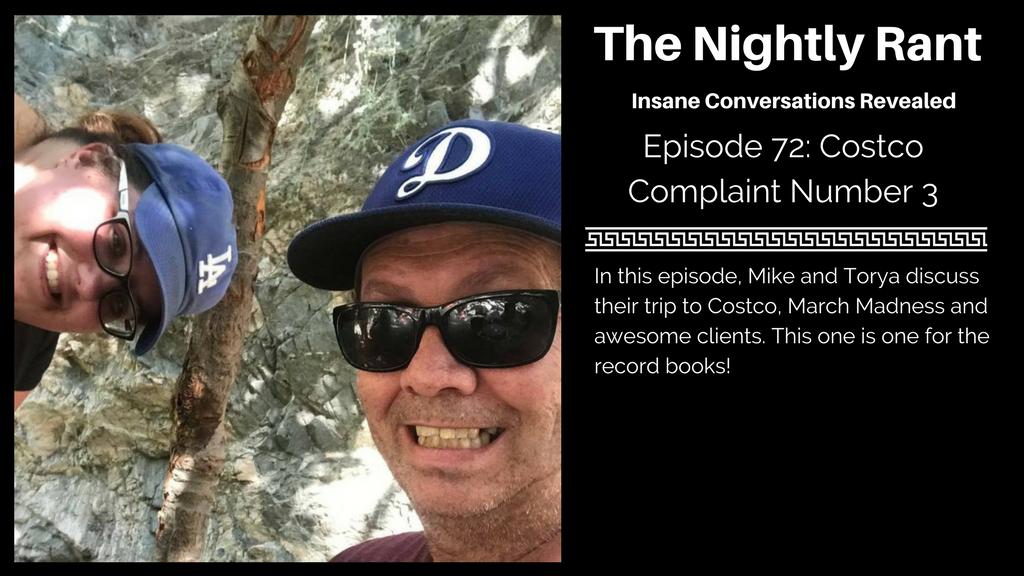 TNR72-Costco Complaint #3