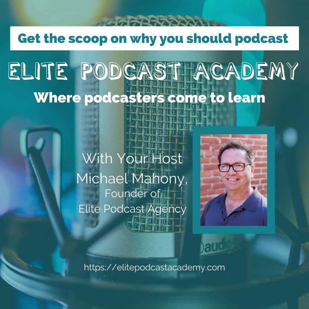 Get The Scoop on Why You Should Podcast