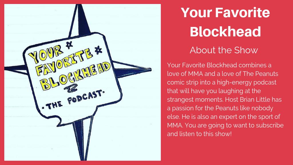 Your Favorite Blockhead