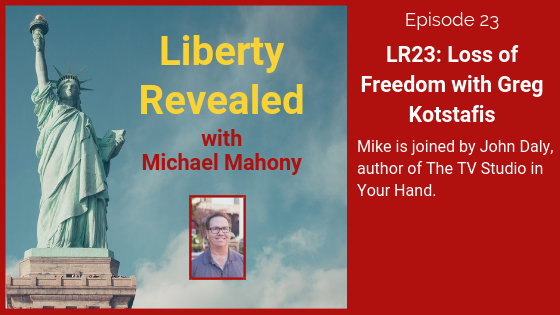 Loss of Freedom with Greg Kotstafkis