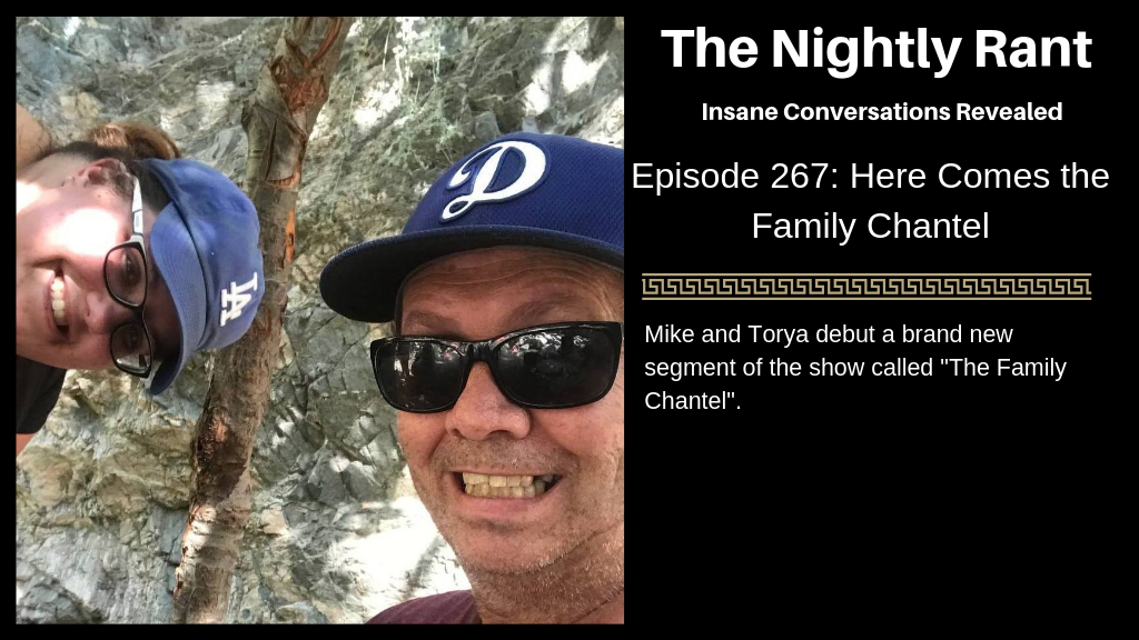Episode 267: Here Comes the Family Chantel