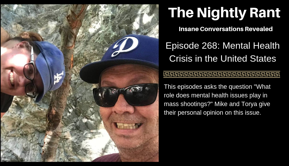 Episode 268: Mental Health Crisis in the United States