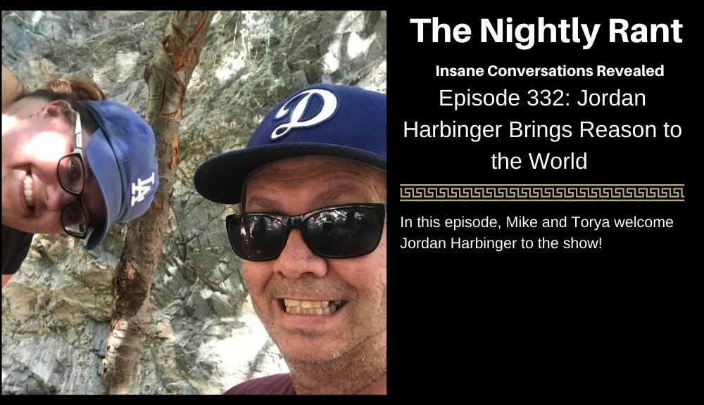 Episode 332: Jordan Harbinger Brings Reason to the World