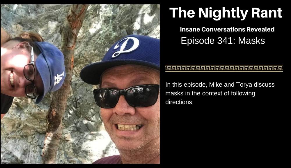 Episode 341: Masks